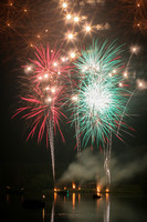 Fireworks in LaMoure 2015